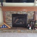 1 Mary Smith fireplace