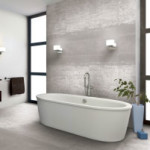 1 bathroom Lungarno Stone Porcelain