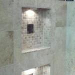 lights in niches